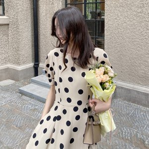 MIKASTUDIO Xia oyu sauce 2020 gentle style dress female Xia Dabo temperament first love dress