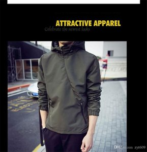 Spring and Autumn 2019 Pullover Sanitary Clothes Male Korean Edition Self-cultivation Youth Student Sportswear Designer Hat Jacket Male