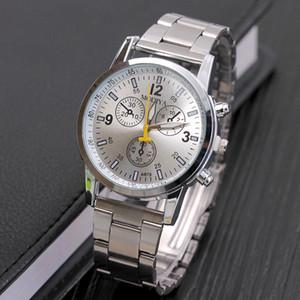 Chinesisch-Art-Designer-Design Mode-Quarz-Uhr-Fabrik Großhandel Außenhandel heiße Metalloberfläche Stahl Gurt-Uhr-Micro-Business-explosi