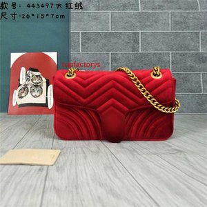 Classic style Fashion flannel Colorful lady womens embroidery sold handbags shoulder bags 443497 size 26*15*7