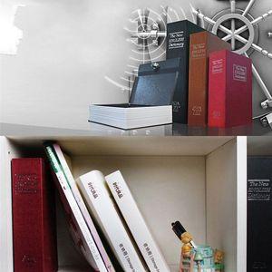 البوق الخنزير البنك محاكاة قاموس المخفية صندوق التخزين مع مفتاح قفل صناديق السلامة الأزياء الرئيسية تخزين المال 17 2zf D2