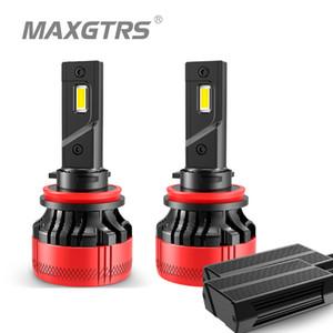2x 110W 12000LM F6 H1 H4 H7 H8 H11 LED voiture Phares antibrouillard Ampoule avec Canbus Pas d'erreur 9005 9006 3 4 LED Headlamp Car Kit