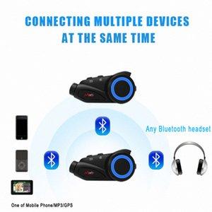 M3 Wireless-Motorrad-Sturzhelm Bluetooth Headset Freisprecheinrichtung Intercom MOTO freedconn Kopfhörer MP3-Lautsprecher intercomunicador moto JUJK #