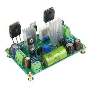 Freeshipping K851 HIFI Amplifier Board MPSA56 MPSA06 Large Current Field Effect Tube amplifier board 125W 2PCS