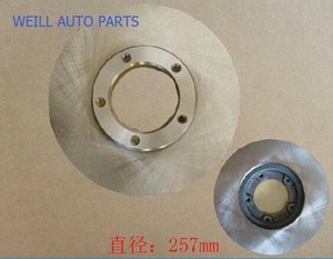 WEILL 3103101-D01 Front brake disc for GREAT WALL DEER GOfJ#