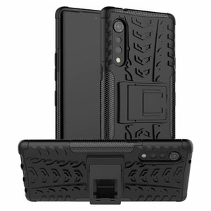 For LG K31 Case Stand Colorful Rugged Combo Hybrid Armor Bracket Impact Holster Protective Cover For LG Aristo 5