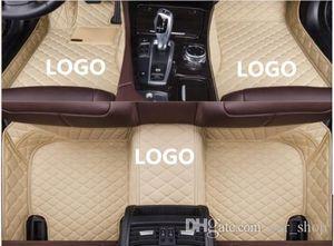 Adatto per lusso personalizzato Piano Car Mats Infiniti Q50 Q60 Q70L 2014-2019