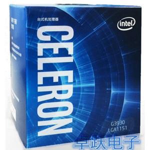 Procesador Intel Celeron G3930 en caja procesador LGA1151 14 nanómetros de doble núcleo 100% funcionando correctamente escritorio