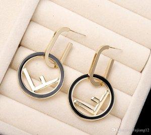 Sheet Geometric Circle Square Long Drop Earrings Hot Animal Ear Stud for Women
