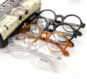 Moda Vintage ZOLMAN Ronda Glasses Miopía Gafas de alta calidad de la marca del diseñador gafas de sol de las lentes de la calle del inconformista vidrios ópticos unisex