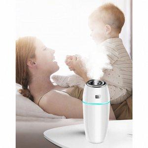 Humidificateur d'air ultrasonique Huile Essentielle Diffuseur électrique USB Humidificateur voiture Aroma Diffuseur UBnR #