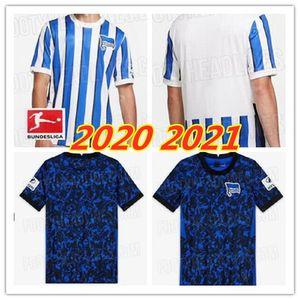 20 21 PIATEK Hertha BSC Football Maillots DUDA LOWEN KALOU KOPKE MITTELSTADT 2020 TORUNARIGHA personnalisés 2021 Hertha Berlin Accueil Football Shirt