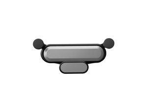 Car Mounted Mobile Stand Automobile One - Type Gravity Sensing Vehicle Supplies Small Mini Car With Navigation Rack Interior Accessories