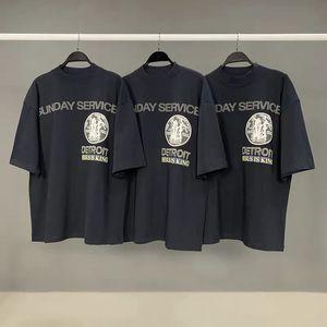 Camiseta de impresión en 3D de alta calidad de tamaño 1 Streetwear top Tees Camisetas de la UE