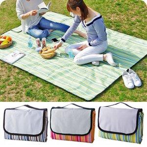 Открытый портативный Oxford Meal еда влагостойкие складная пикник ткани весна Выездные коврик ткань Оксфорд водонепроницаемый пикник коврик