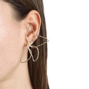 Big Earrings Personalized Bow Crown Flower Tassel Earrings Fashion Alloy Flower Trend Accessories Earrings