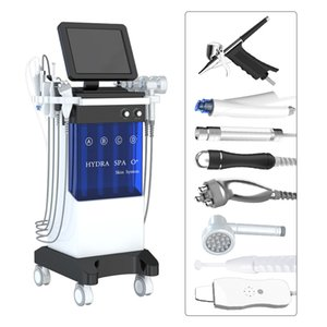 New Version !!! hydra water peel microdermabrasion  hydro dermabrasion facial machine DHL TNT Free Shipping