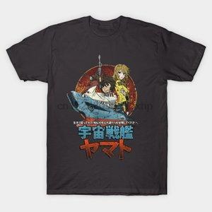 Men tshirt Star Blazers Vintage Star Blazers T Shirt women T-Shirt tees top