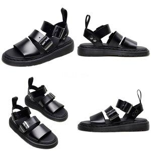 Wholesale- 2020 Cross Skull Flat Sandals Women Summer Shoes Roman Style Fashion Sandals Shoes Women Flat Sandals Slippers Flip Flops#192