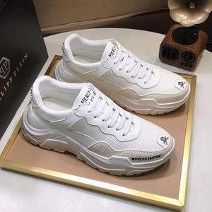 New 2020 Casual Men Shoes With Original Box Exactly As The Original Footwears Trainers Men Sports Shoes Breathable Luxury Fashion Lo -Top
