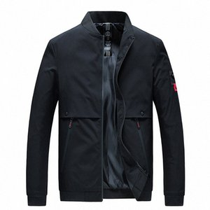 Woodvoice 2020 Mens Jackets autunno casuale cappotti Marca Bomber maschio solido di modo sottile Outwear Men Jacket Jaqueta Masculina XUD3 #