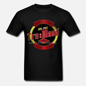 True Blood Drink Typ A T-Shirt Männer Damen-lustiges Unisex