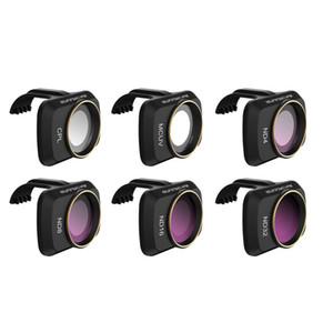 Камеры Фильтры Фильтры объектива для DJI Mavic Mini MCUV 4 8 16 ND32 CPL ND / PL Установить фильтр Filter Kit для DJI