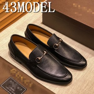 2019 New arrival Men black Patent Leather shoes Party and Wedding men dress shoes Handmade men loafers red bottom