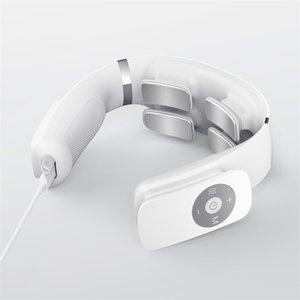 الأصلي XIAOMI Youpin Jeeback عنق الرحم مدلك TENS G2 نبض العودة الرقبة مدلك الأشعة تحت الحمراء بعيدة التدفئة الرعاية الصحية الاسترخاء العمل على Mijia التطبيقات