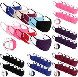 Einstellbare Beatmungsgeräte Earrope Mund-Maske wiederverwendbare Staubdichtes Schutzgesichtsmasken Außensonnenschutz Anti-UV atmungsaktiv Verbandsmull MaskLSK357