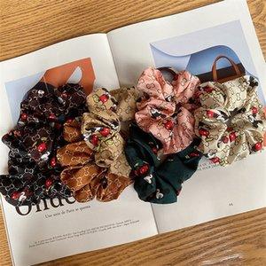 Filles Bandeaux Mode lettre pour les enfants élastiques Bandeaux pour les femmes Accessoires cheveux Adolescent Filles Classique Cordes cheveux