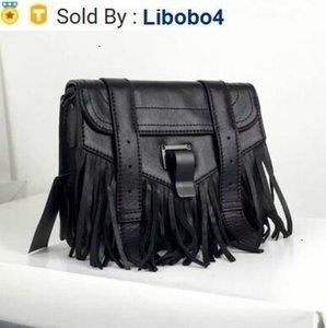 libobo4 2019 FASHION BLACK SMALL MESSENGER FLAP PS1 BAG 4 Hobo HANDBAGS TOP HANDLES BOSTON CROSS BODY MESSENGER SHOULDER BAGS