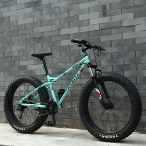 Motoslitta 4.0 Extra Large variabile gomma della bicicletta di velocità ATV freno a disco Fat Tire Mountain bike assorbimento di scossa della bicicletta Produttore