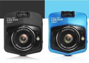 DHL 20PCS Neue Mini-Auto-Auto-DVR Kamera dvrs volle hd 1080p Parkplatz Recorder Video registrator Camcorder Nachtsicht Blackbox dash cam