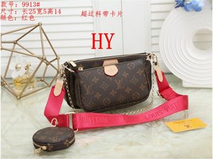 2020 Hot handbags Handbag Fashion Women's Bag Leather Handbags Shoulder Bag Crossbody Bags for Women Messenger Woman Tote Shoulder Bags F007