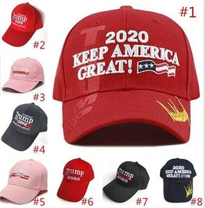 Donal Trump baseball cap hat Make America Great hats Donald Trump Election snapback hat Embroidery Sports caps outdoor sun hat DHE439