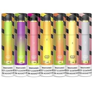 Newest 8 Colors Puff Bar Flow Disposable Device Airflow Control Puff Flow Vape Pen 4.0ml Empty Cartridges Starter Kit With Security Code