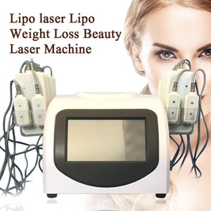 2020 New Technology Lipo Laser Weight reduce Machine 14 Pads Diode Cellulite Removal Body Slimming Machine Spa Fast Free Shipping