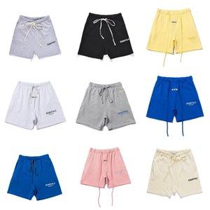 Essentials Mens Pantaloni Vintage Mult tasca dei pantaloni del progettista primavera-estate diritta Cargo Pant Maschi allentato casual Street Style Abbigliamento # 268