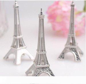 100 pcs lot de mariage faveur Tour Eiffel place Card Holder gros DHL Fedex Livraison gratuite
