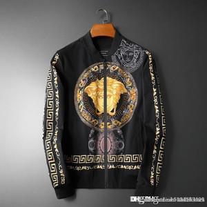 2019 der heißen Männer designerJackets Mensentwerfer Mäntel Männer Windjacke Street Herren-Medusa Jacke Mode Oberbekleidung Pullover