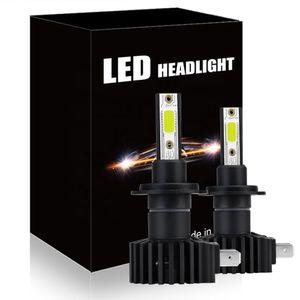 Winsun Auto LED Light Manufacturer New Car Led Headlight H7 Bulbs 60w Low Beam   High Beam Mini Xenon 6000k
