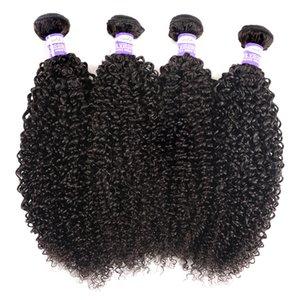 Mongolian Kinky Curly Human Hair Extenions Bundles Deals Mongolian Curly Weave Human Hair Bohemian Crochet Kinky Curly Virgin