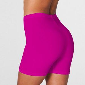 AprilGrass Brand Designer Summer Vintage High Waist Shorts Women Sexy Biker Shorts Short Feminino Cotton Neon Green Black Shorts Sweatpants