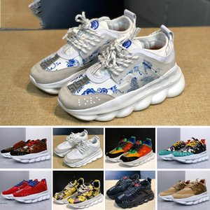 new top men and women with the same paragraph wild casual sports running shoes 18 color size 36-45