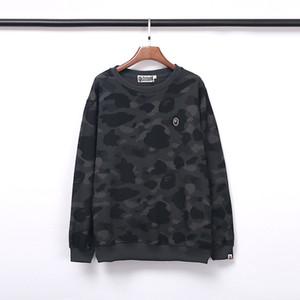 Bape Mens Hoodie Hip Hop Sweatshirts Hommes Femmes Hommes Sweats à capuche de haute qualité Sweat-shirt à capuche Mens Designer Jacket M-XXL