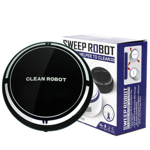 ROBOT DE BARRIDO Charged inteligente de dibujos animados t robot aspiradora máquina de inducción barredora de limpieza de 25-30 días que envían DHD44