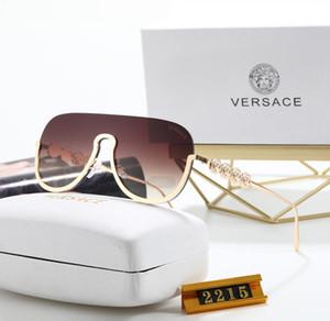 Großhandel Männer und Frauen Hip-Hop-Mode Sonnenbrillen Männer Luxuxentwerfer Marke 1GMeduse Sonnenbrille 1GUV400