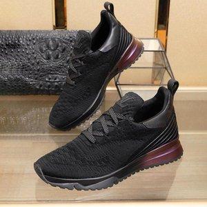 Uomo Scarpe Sneakers Trainers V .N .R Sneaker traspirante scatola originale Lace-Up Zapatos De Hombre calde di vendita M014 calzature Chaussures Pour Homm