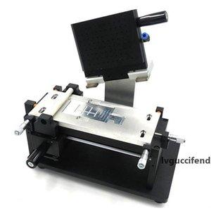 Universal OCA Film máquina laminadora, mulch vácuo aplicador Multi-Purpose Polarizer Film máquina de laminação para iPhone 5S 6 Max 5.7inch